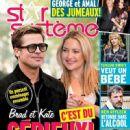 Brad Pitt - Star Systeme Magazine Cover [Canada] (3 February 2017)