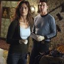Jerry O'Connell and Jill Hennessy