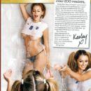 Keeley Hazell - World Cup Rub Down Shoot