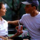 SOMEONE LIKE YOU: Ashley Judd and the director Tony Goldwyn, 2001,