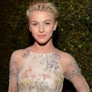 Julianne Hough: attends the Art of Elysium's 6th Annual Black-tie Gala