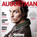 Matthew McConaughey - August Man Magazine Cover [Singapore] (January 2014)