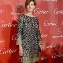 Julia Roberts arrives at the 25th Annual Palm Springs International Film Festival Awards Gala at Palm Springs Convention Center on January 4, 2014 in Palm Springs, California