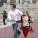 Mary-Kate Olsen and Jared Padalecki