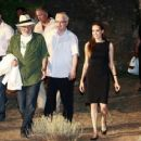 Angelina Jolie: The Adriatic island of Brijuni
