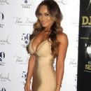 Daphne Joy At A Night Club In Las Vegas