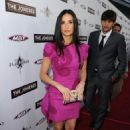 Demi Moore - Premiere Of 'The Joneses' Held At Arclight Hollywood Cinema On April 8, 2010 In Los Angeles, California
