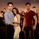 Breaking Dawn cast in full size movie poster