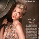 Valerija  Šestić  -  Magazine Layout