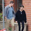Sarah Hyland – Filming 'The Wedding Year' in Hollywood - 454 x 599