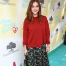 Actor Holland Roden attends Children Mending Hearts' 9th Annual Empathy Rocks on June 11, 2017 in Bel Air, California - 400 x 600