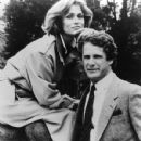 Lauren Hutton and Ben Murphy