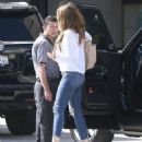 Sofia Vergara out shopping at Saks Fifth Ave in Beverly Hills, California on April 6, 2015