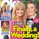 Goldie Hawn and Kurt Russell - OK! Magazine Cover [United States] (27 April 2020)