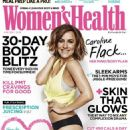 Caroline Flack - Women's Health Magazine Cover [United Kingdom] (June 2016)