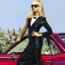 Karolina Kurkova on a photoshoot in Miami - 454 x 697