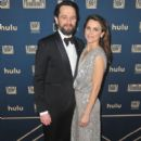 Keri Russell and Matthew Rhys : 2019 Golden Globe Awards After Party - 399 x 600