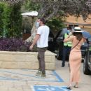 Ana de Armas and Ben Affleck – Seen at Nobu in Malibu