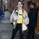 Rose McGowan at The View in NYC - 454 x 675