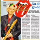 Keith Richards - Retro Magazine Pictorial [Poland] (May 2019) - 454 x 642