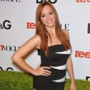 Andrea Bowen - 7th Annual Teen Vogue Young Hollywood Party At MILK Studios On September 25, 2009 In Los Angeles, California
