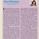 Shannen Doherty - TV Guide Magazine Pictorial [United States] (24 August 1991)