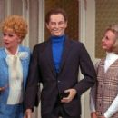A Wax Lawrence Welk on The Lucy Show