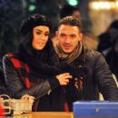 Kirk Norcross and Vicky Pattison - 454 x 417