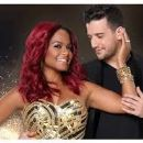 Mark Ballas and Christina Milian