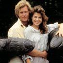 Linda Hamilton and Brian Kerwin