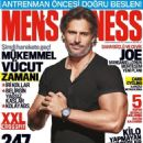 Joe Manganiello - Men's Fitness Magazine Cover [Turkey] (April 2016)