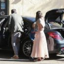 Ana de Armas – out with Affleck and his kids in Pacific Palisades