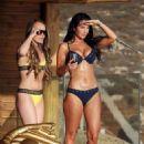 Tulisa Contostavlos – Enjoying holiday in Greece - 454 x 644