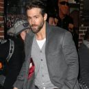 Ryan Reynolds- February 4, 2015-The 'Late Show With David Letterman'
