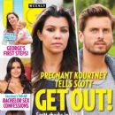 Kourtney Kardashian, Scott Disick - US Weekly Magazine Cover [United States] (30 June 2014)