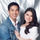 Ken Chan and Barbie Forteza