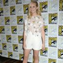 Candice King – 'The Vampire Diaries' Press Line at Comic-Con 2016 in San Diego - 454 x 628