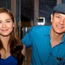 Jericho Rosales and Maja Salvador