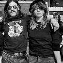 Kelly Johnson (guitarist) and Lemmy - 234 x 344