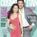 Marian Rivera, Dingdong Dantes - Cosmopolitan Magazine Cover [Philippines] (February 2014)