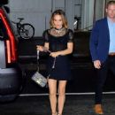 Natalie Portman – Out to dinner in New York