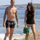 Jose Maria Gutierrez and Noelia Lopez in Ibiza 2011 - 423 x 550