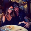 Nikki Sixx & Courtney