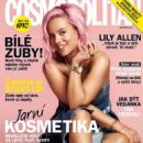 Lily Allen - Cosmopolitan Magazine Cover [Czech Republic] (May 2019)