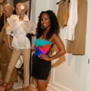 Keshia Pulliam - Exclusive Evening Of Cocktails And Private Shopping To Benefit The Ludacris Foundation At The Ralph Lauren Atlanta Store On April 21, 2010 In Atlanta, Georgia - 454 x 680