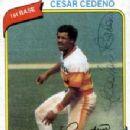 César Cedeno - 220 x 310