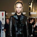 Karlie Kloss Fendi Fashion Show In Milan