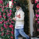 Justin Bieber shopping at Joyrich in West Hollywood  May 10, 2014