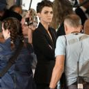 Ruby Rose – Filming 'Batwoman' in Vancouver