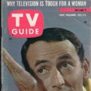 Joey Bishop - TV Guide Magazine Cover [United States] (2 December 1961)
